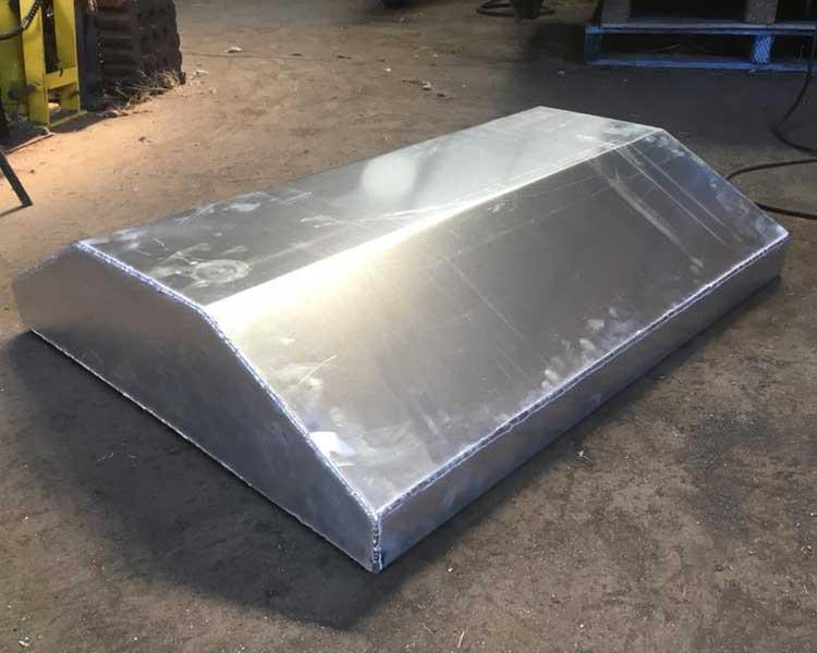 welding of new parts
